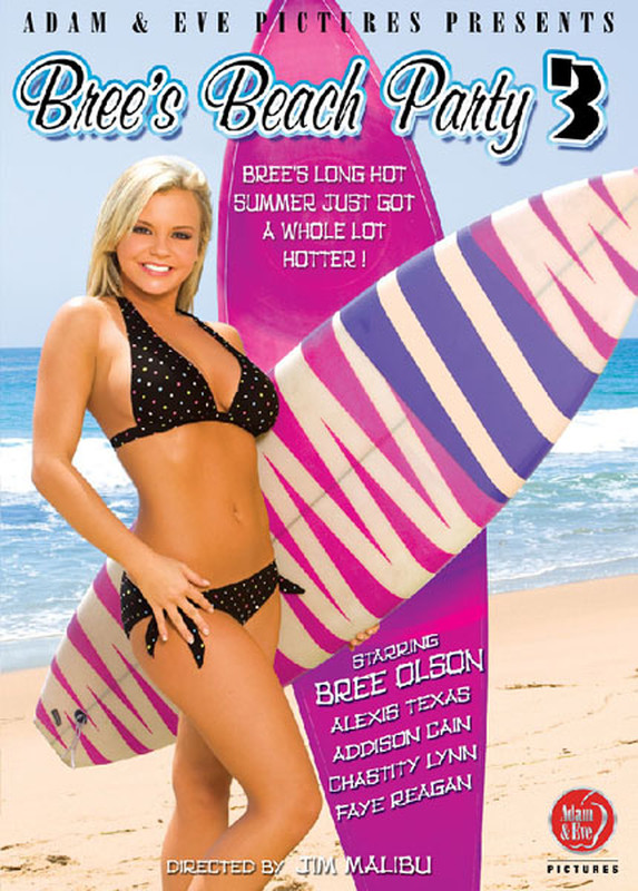 Brees Beach Party 3 (Adam & Eve/DVDRip)