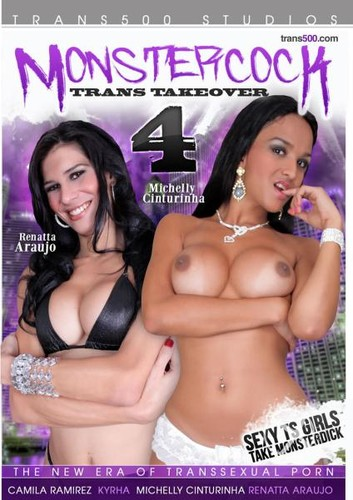 Monster Cock Trans Takeover 4