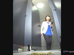 chtl013 有名大学休憩時間の洗面所事情13 めくれ上がってる肛門が…