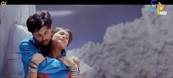 Dipa Shah sexy duet Ninnu Kalisaka