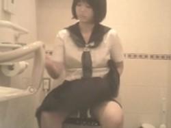 【投稿作品】女子大生やOLのティーンガールのトイレ覗き‼ File25