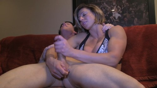 domination Female porn muscle