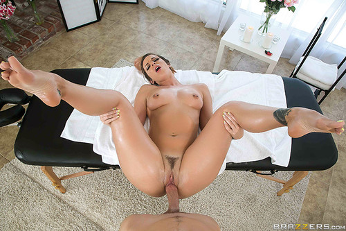 Dirty Masseur: Jada Stevens - Taking Care Of Businessman (1080p)