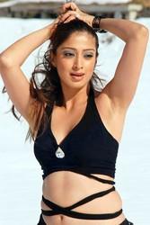 Actress Lakshmi Rai armpit Show